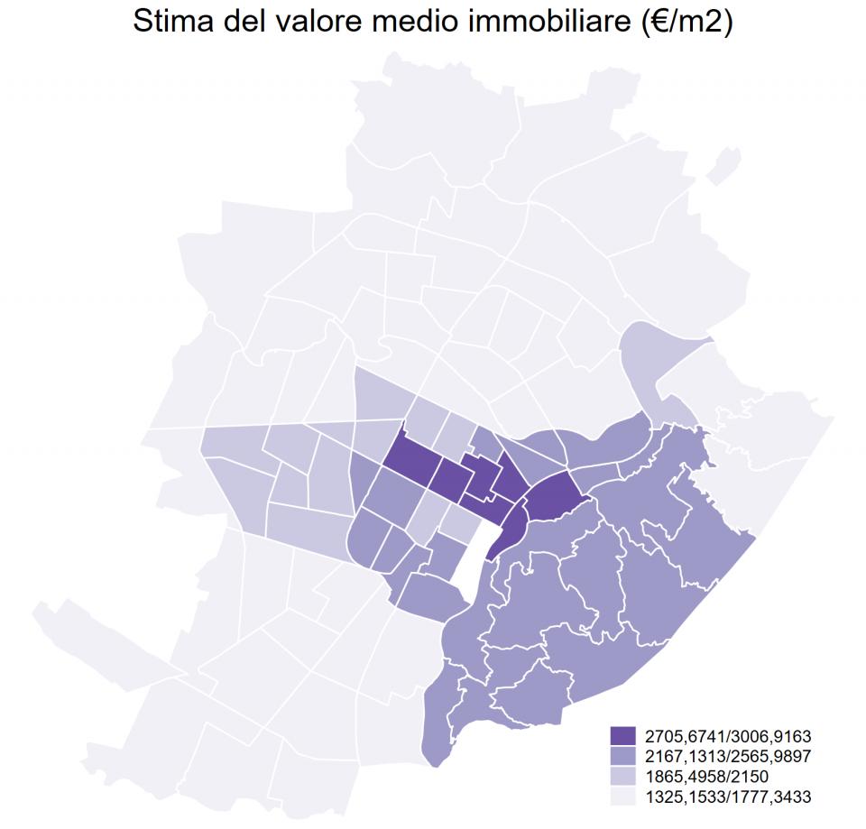 Il voto nelle grandi città: mappe Torino